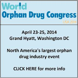 World Orphan Drug Congress USA 2014